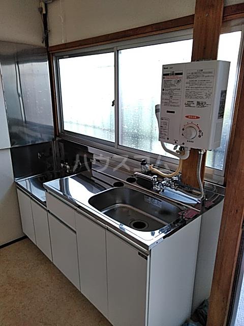 たちばな荘 202号室のキッチン