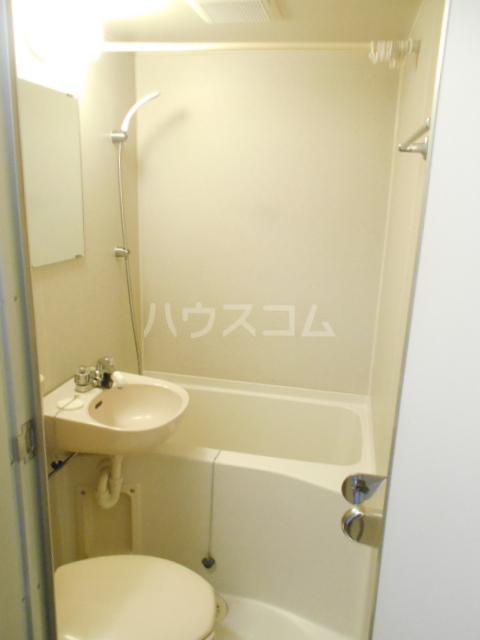 ルーブル池尻大橋 307号室の風呂