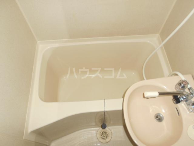 ルーブル池尻大橋 308号室の風呂