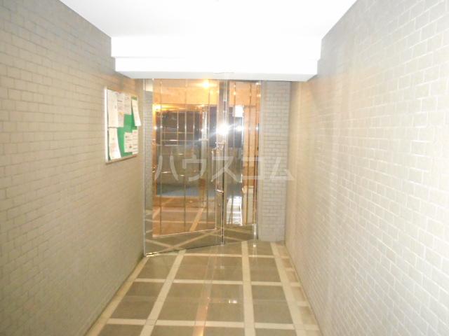 ルーブル池尻大橋 308号室のロビー