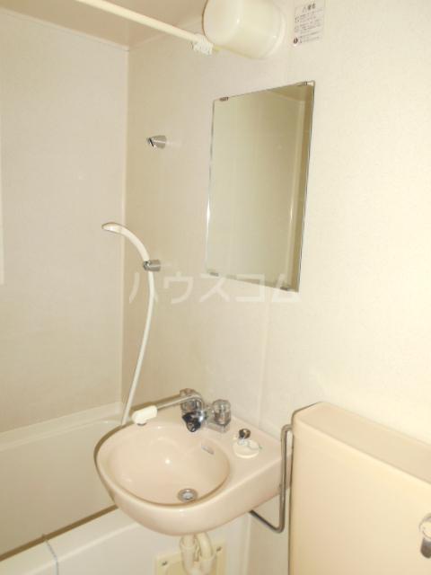 ルーブル池尻大橋 308号室の洗面所