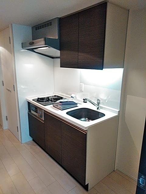 コンフォリア駒場 118号室のキッチン