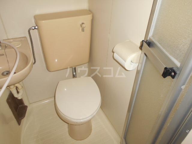 ハウス武内 302号室のトイレ