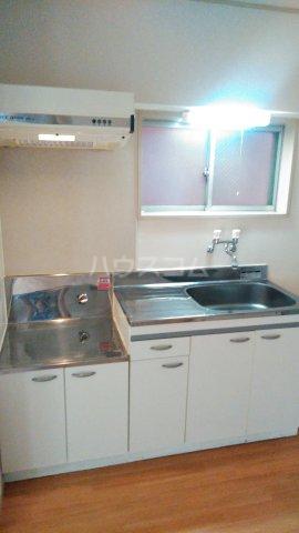 杉田ハイツ 301号室のキッチン