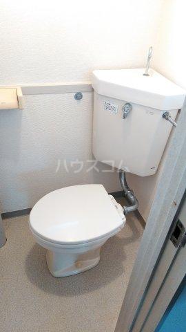 杉田ハイツ 301号室のトイレ