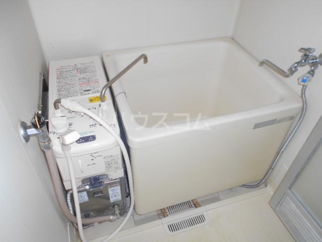 コーポ・コトブキ 201号室の風呂