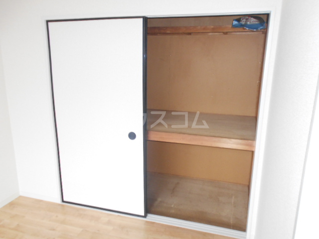 コーポ・コトブキ 201号室の収納
