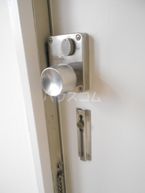 コーポ・コトブキ 201号室のセキュリティ