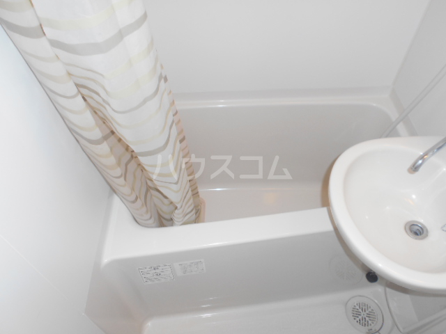 ゼロップ野沢 107号室の風呂
