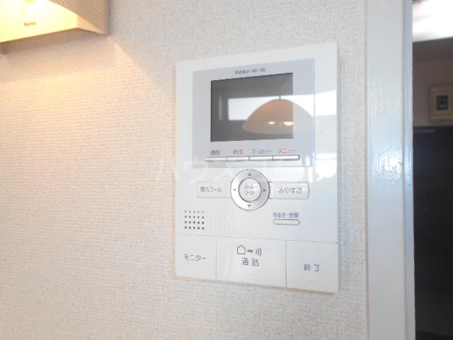 ゼロップ野沢 107号室のセキュリティ
