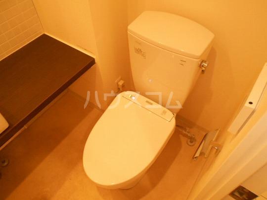 プライムアーバン目黒大橋ヒルズ 601号室のトイレ