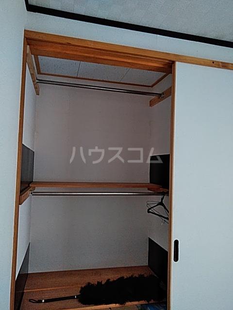 斉藤荘 102号室の収納