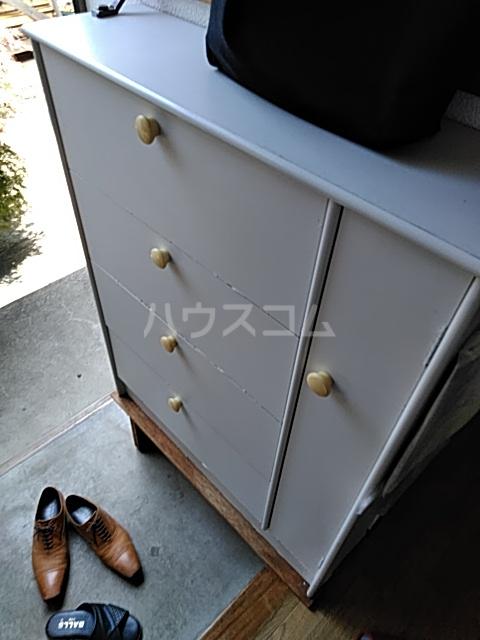 斉藤荘 102号室の
