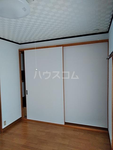 斉藤荘 102号室のリビング