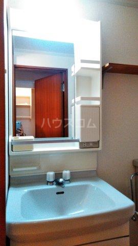 アスティムーラ 206号室の洗面所