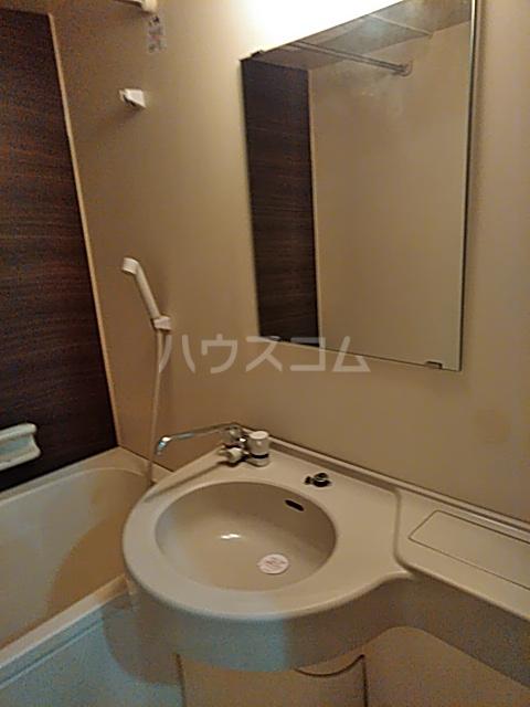 セリーヌ池尻大橋 601号室の洗面所