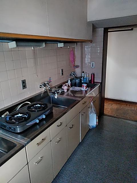 小林ハウス 4号室のキッチン