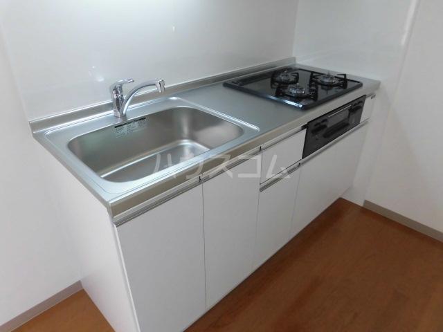 MAISON DE KUBOTA 302号室のキッチン