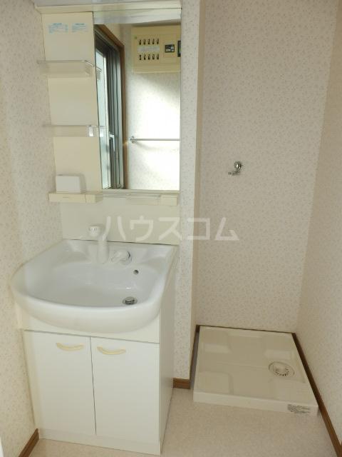 MAISON DE KUBOTA 302号室の洗面所