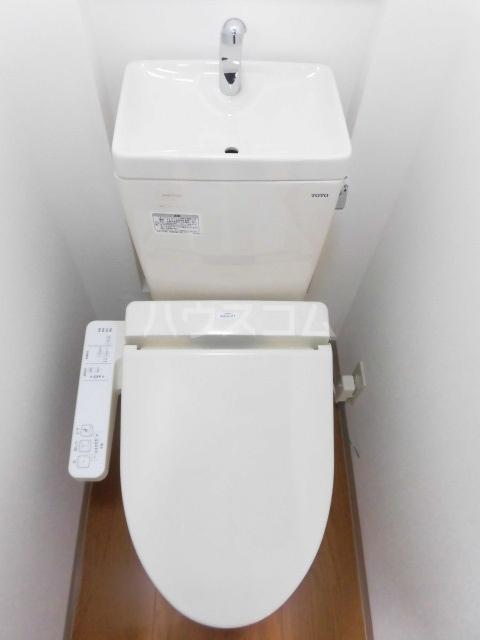 MAISON DE KUBOTA 302号室のトイレ
