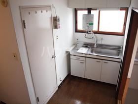 三田野沢コーポ 701号室のキッチン