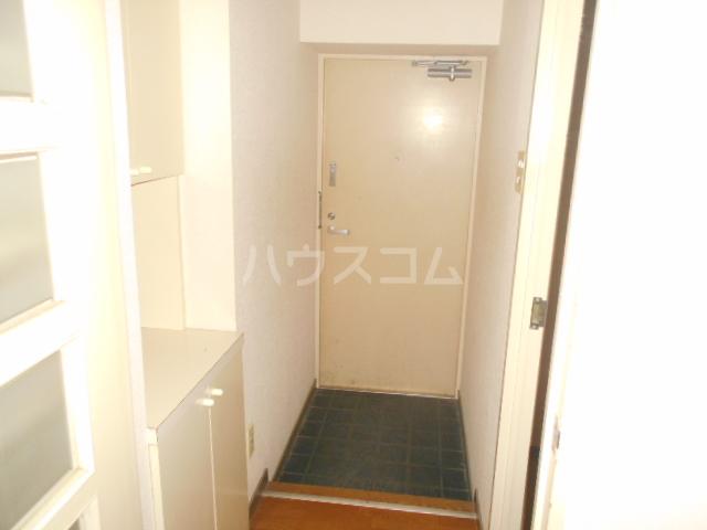 シティコーポ野沢 404号室の玄関