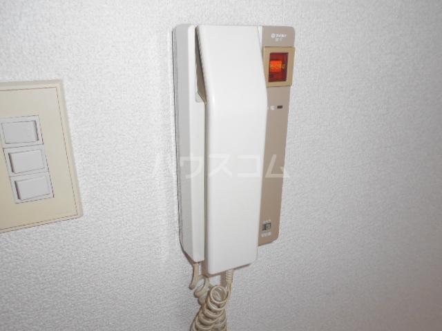シティコーポ野沢 404号室のセキュリティ