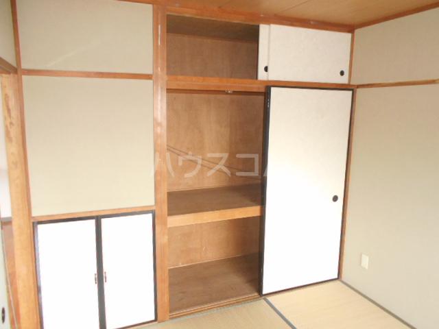 シティコーポ野沢 404号室の収納