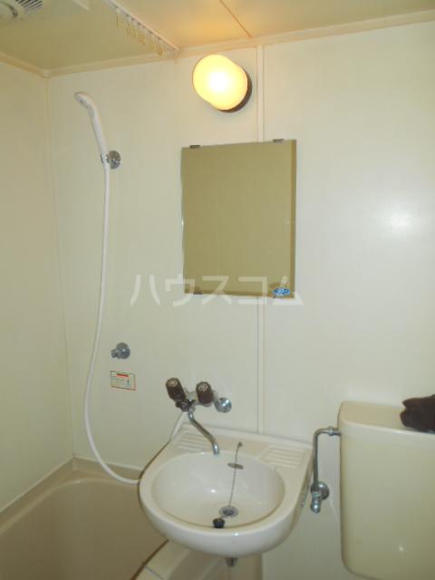 ユーコート上馬 505号室の風呂