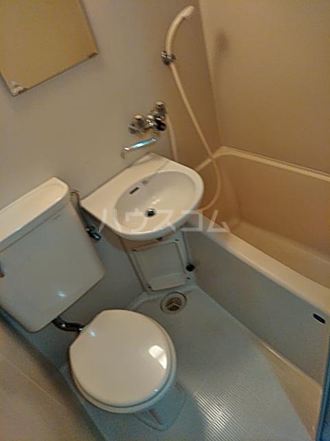 山手女子ハイツ 312号室の風呂