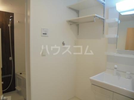 ヴィラージュF 201号室の洗面所