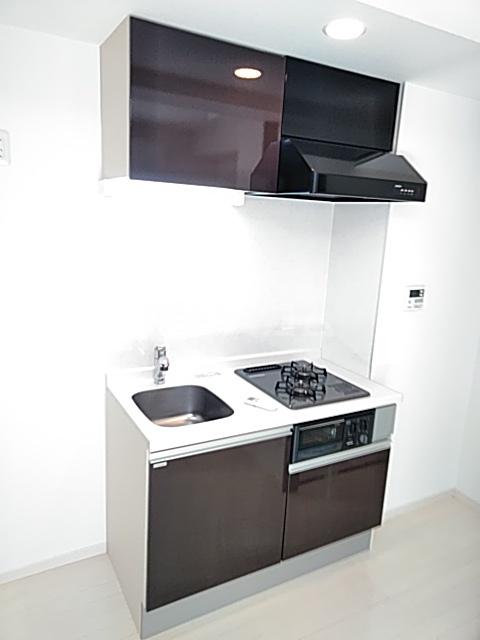 Residence Nakameguro 102号室のキッチン