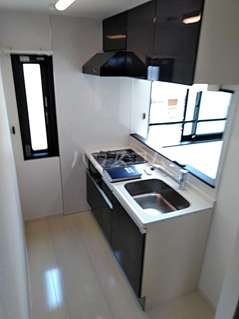 Residence Nakameguro 301号室のキッチン