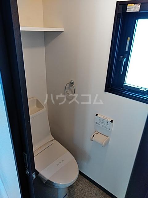 Residence Nakameguro 301号室のトイレ