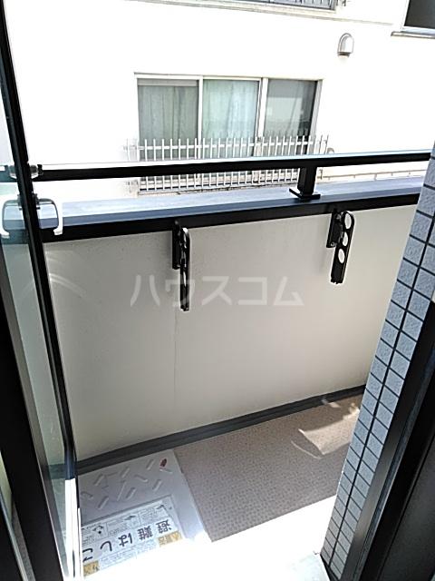 Residence Nakameguro 301号室のバルコニー