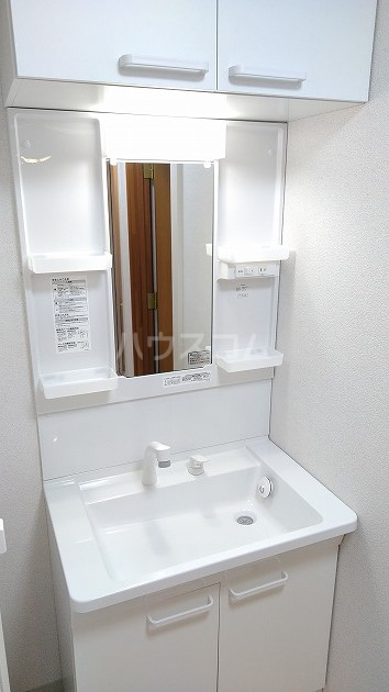 中銀世田谷マンション1号館 403号室の洗面所