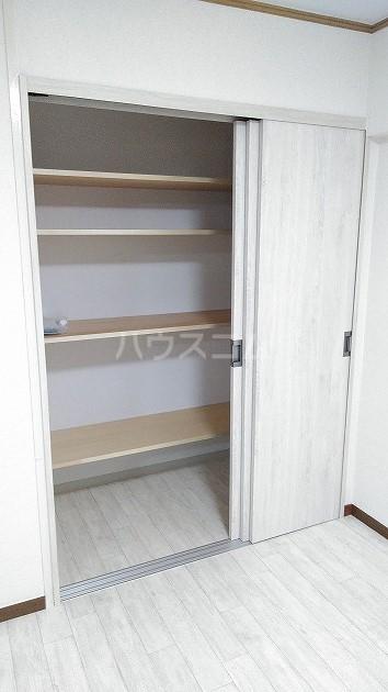 中銀世田谷マンション1号館 403号室の収納