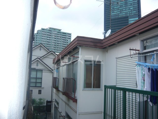 大和荘 本館 215号室の景色