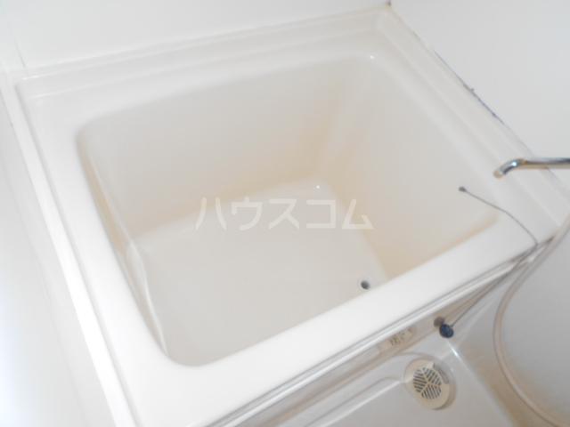 あじさいルーム 201号室の風呂