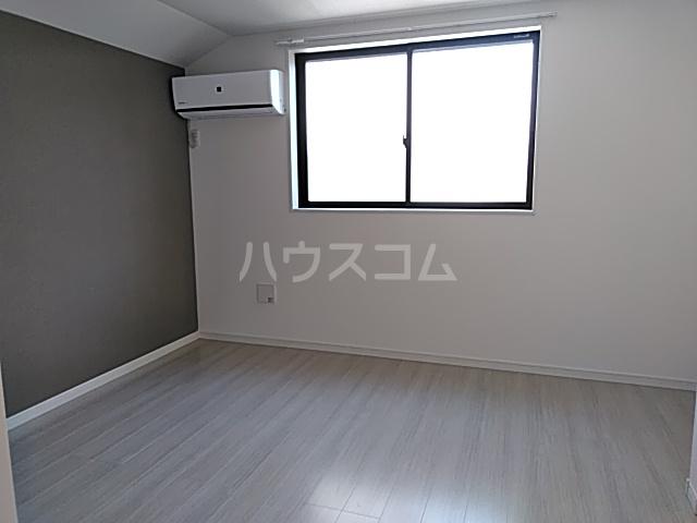 PRESI東が丘 206号室の居室