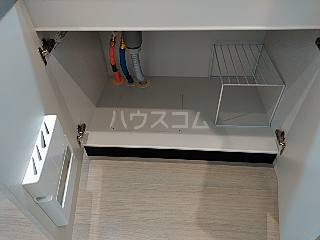 PRESI東が丘 206号室のキッチン