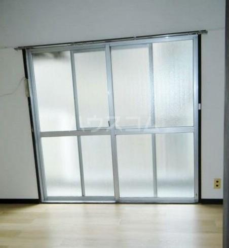 田中ビル 203号室のセキュリティ