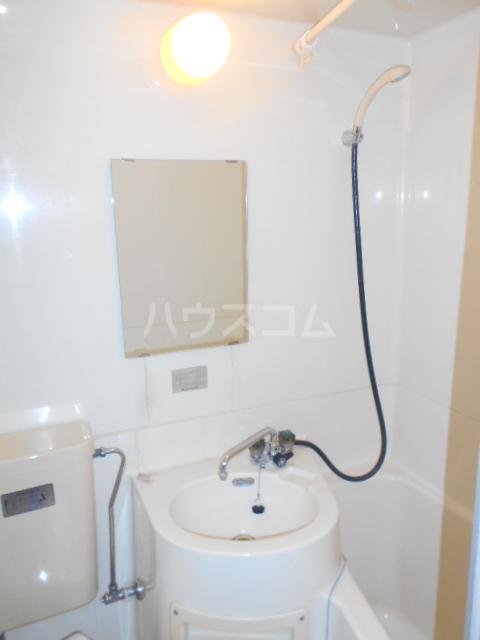 アートピア駒沢 204号室の洗面所