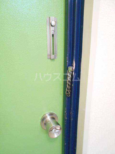 アートピア駒沢 204号室のセキュリティ