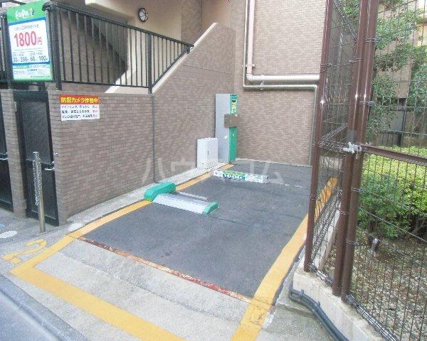 アートピア駒沢 204号室の駐車場