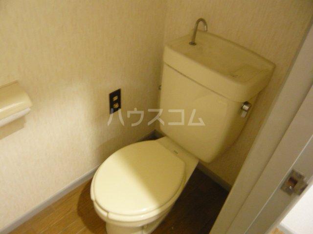 メゾン イサム 205号室のトイレ
