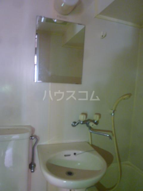 コンド六番館 305号室の洗面所