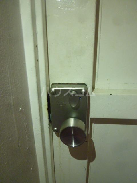 セントラルビル 302号室のセキュリティ