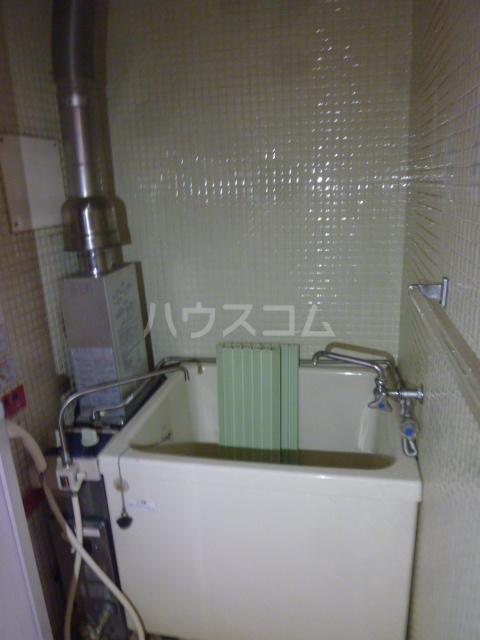 セントラルビル 302号室の風呂