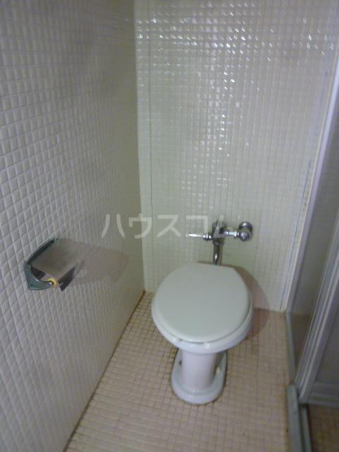 セントラルビル 302号室のトイレ